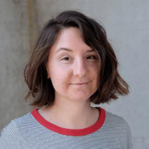 Julia Stepper, freiberufliche Designerin für Webseiten & Apps