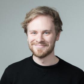 Portrait von Fotograf Niklas Spiegler